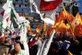Nunzia Cangiano: intervento a Piazza del Popolo