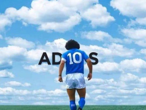 Maradona è morto, Dio forse no.
