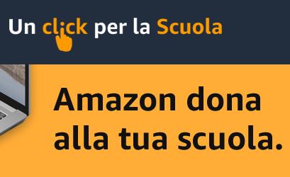 Amazon dona alla tua Scuola